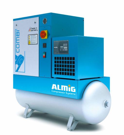 Hörnig Druckluftservice Produkt Schraubenkompressor-ALMiG COMBI 3-5 kW