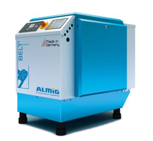 ALMiG Schraubenkompressor BELT bei Hörnig Druckluftservice