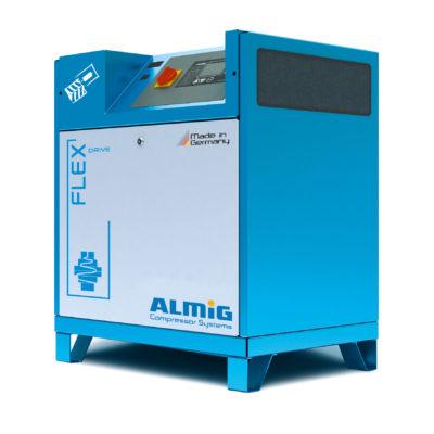 ALMiG Schraubenkompressor FLEX bei Hörnig Druckluftservice