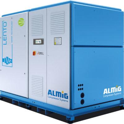 ALMiG Schraubenkompressor LENTO bei Hörnig Druckluftservice
